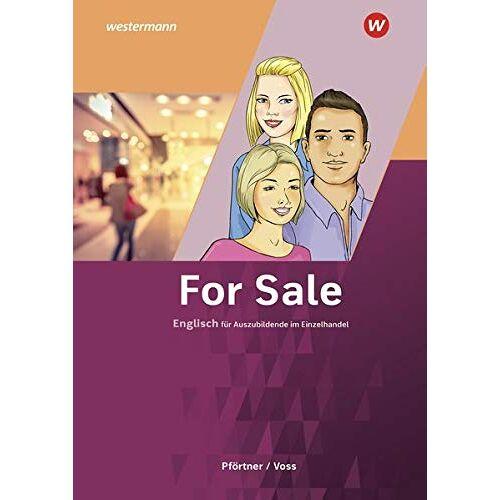 Juliane Voss - For Sale - Englisch für Auszubildende im Einzelhandel - Preis vom 06.05.2021 04:54:26 h