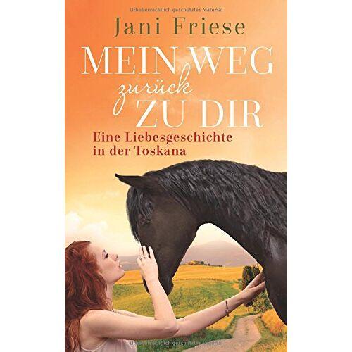 Jani Friese - Mein Weg zurück zu dir: Eine Liebesgeschichte in der Toskana - Preis vom 05.05.2021 04:54:13 h