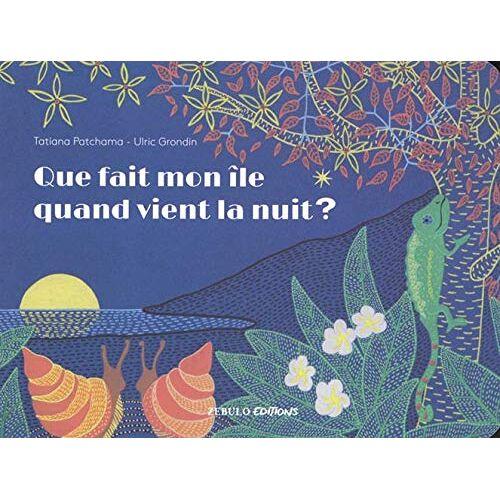 Ulric Grondin - Que Fait Mon Ile Quand Vient la Nuit? - Preis vom 10.05.2021 04:48:42 h