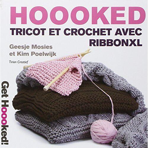 Mosies/Poelwijk - Hoooked Tricot et Crochet avec Ribbon Xl - Preis vom 06.05.2021 04:54:26 h