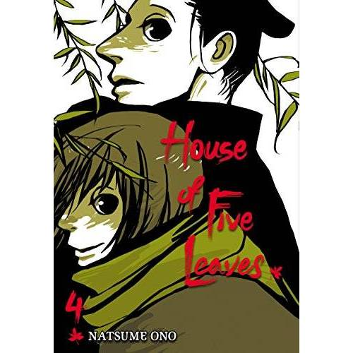 Natsume Ono - HOUSE OF FIVE LEAVES GN VOL 04 (C: 1-0-1) - Preis vom 22.04.2021 04:50:21 h