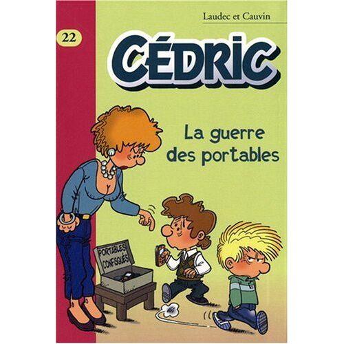 Laudec - Cédric, Tome 22 : La guerre des portables - Preis vom 16.04.2021 04:54:32 h