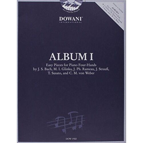 - Album Vol. I (Easy) for Piano Four-Hands - Preis vom 11.04.2021 04:47:53 h