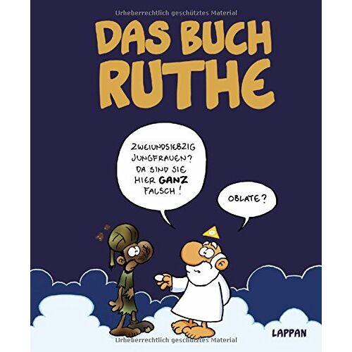 Ralph Ruthe - Das Buch Ruthe - Preis vom 15.01.2021 06:07:28 h