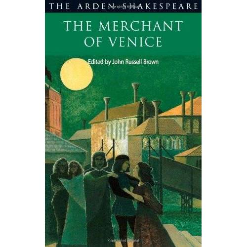 William Shakespeare - The Merchant of Venice (The Arden Shakespeare. Second Series) - Preis vom 14.04.2021 04:53:30 h