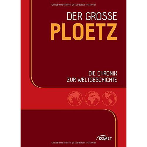 - Der große PLOETZ: Die Chronik zur Weltgeschichte - Preis vom 26.01.2020 05:58:29 h