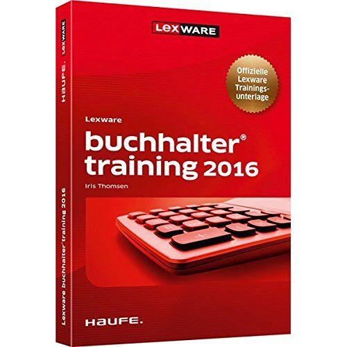 Iris Thomsen - Lexware buchhalter training 2016 (Lexware Training) - Preis vom 31.03.2020 04:56:10 h