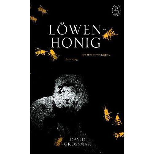 David Grossman - Löwenhonig - Preis vom 15.04.2021 04:51:42 h