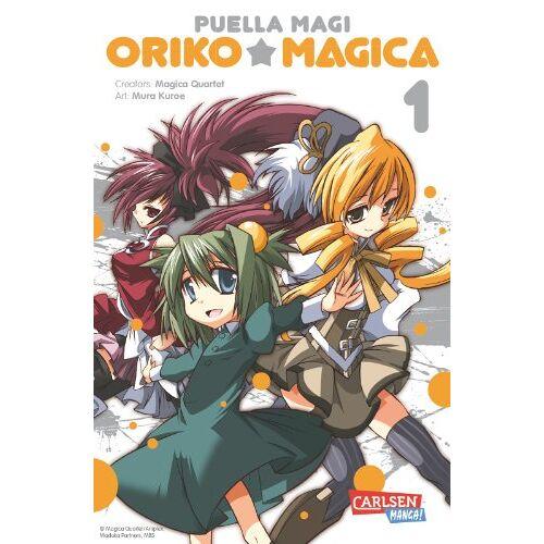 Magica Quartet - Puella Magi Oriko Magica, Band 1 - Preis vom 17.10.2019 05:09:48 h