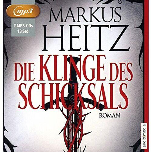 Markus Heitz - Die Klinge des Schicksals - Preis vom 23.01.2021 06:00:26 h