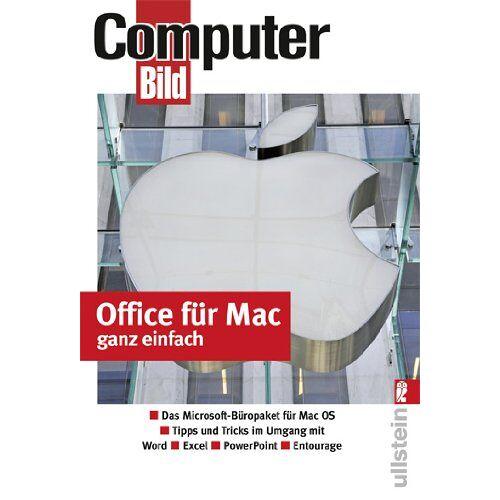ComputerBild - Office für Mac - ganz einfach - Preis vom 06.05.2021 04:54:26 h