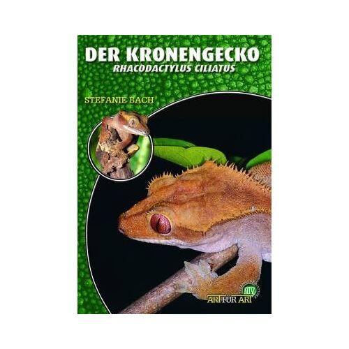 Stefanie Bach - Der Kronengecko: Rhacodactylus ciliatus. Art für Art - Preis vom 21.04.2021 04:48:01 h