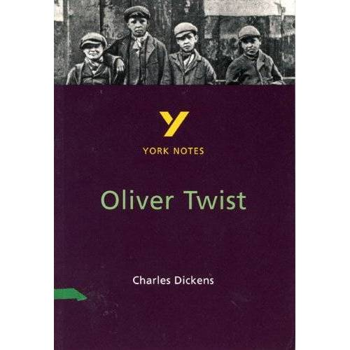 Charles Dickens - York Notes on Charles Dickens' Oliver Twist - Preis vom 10.05.2021 04:48:42 h
