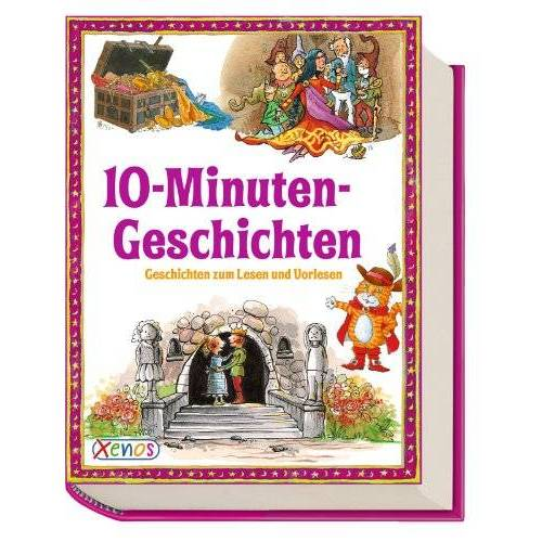 - 10-Minuten-Geschichten: Geschichten zum Lesen und Vorlesen (Geschichtenschatz) - Preis vom 26.01.2021 06:11:22 h