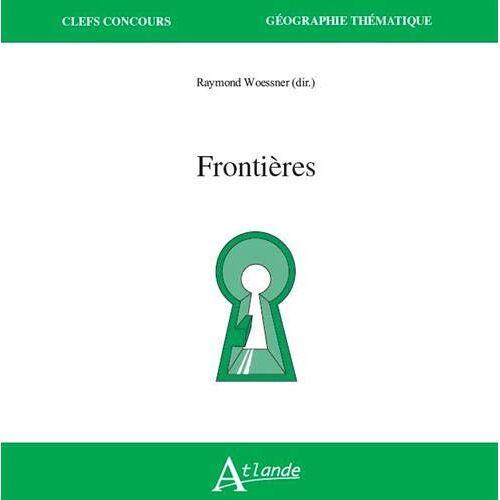 Raymond Woessner - Frontières - Preis vom 09.05.2021 04:52:39 h