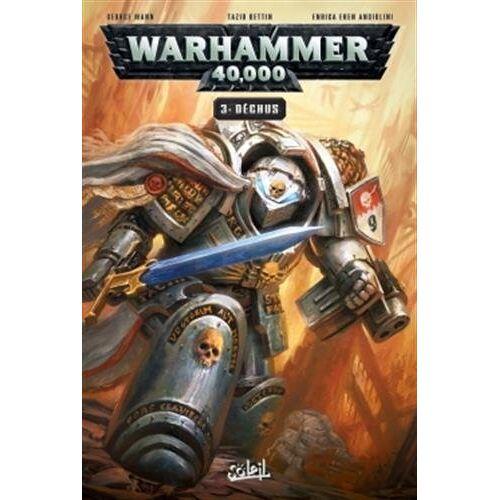 - Warhammer 40.000, Tome 3 : Déchus - Preis vom 07.04.2020 04:55:49 h