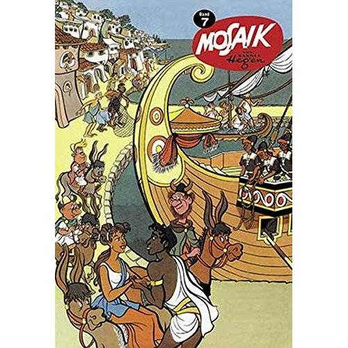 - TaschenMosaik Band 7: Mosaik von Hannes Hegen Hefte 22 bis 25 (TaschenMosaik Hannes Hegen, Band 7) - Preis vom 03.04.2020 04:57:06 h