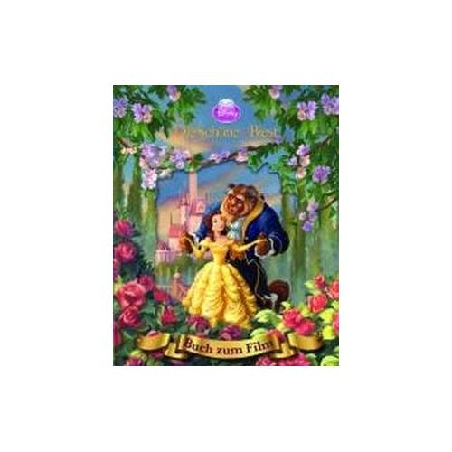 Walt Disney - Disney: Die Schöne & das Biest mit Kippbild: Buch zum Film - Preis vom 27.11.2020 05:57:48 h