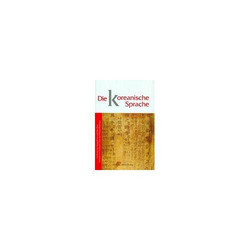 Ik-Sop Lee - Die koreanische Sprache - Preis vom 20.01.2021 06:06:08 h