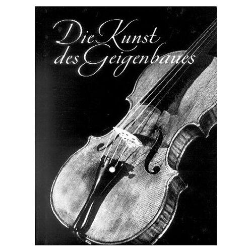 Otto Möckel - Die Kunst des Geigenbaues - Preis vom 21.10.2020 04:49:09 h