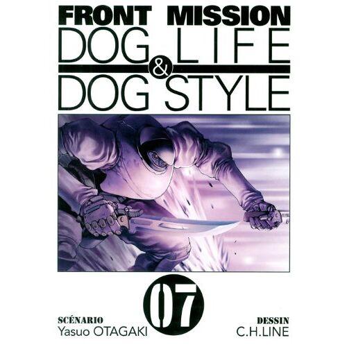 Yasuo Otagaki - Front Mission, Tome 7 : Dog Life & Dog Style - Preis vom 24.02.2021 06:00:20 h