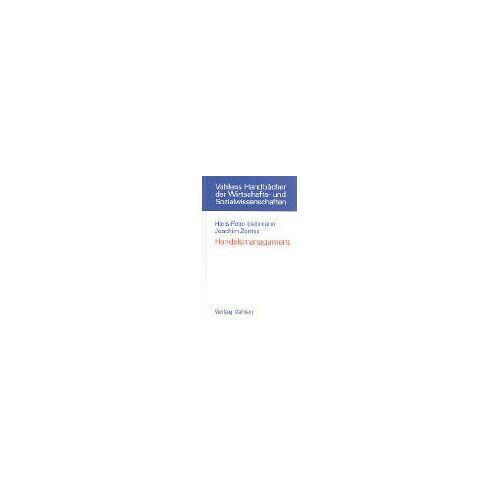 Hans-Peter Liebmann - Handelsmanagement - Preis vom 20.10.2020 04:55:35 h