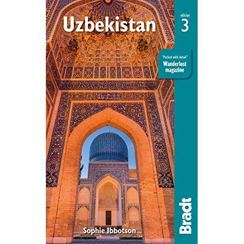 Sophie Ibbotson - Uzbekistan (Bradt Travel Guide) - Preis vom 24.10.2020 04:52:40 h
