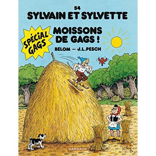 Bélom - Sylvain et Sylvette, Tome 54 : Moissons de gags ! - Preis vom 10.09.2020 04:46:56 h