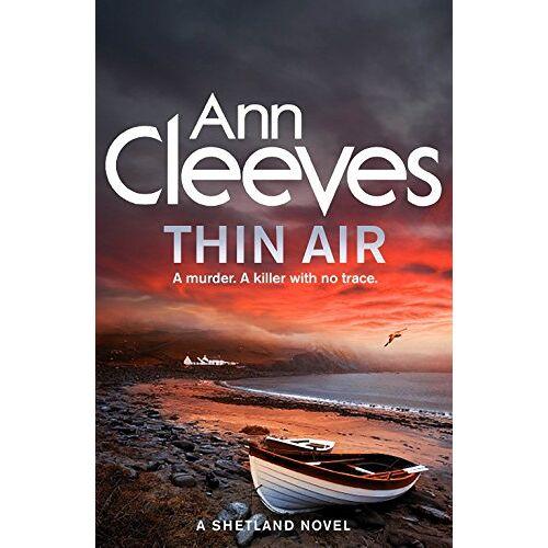 Ann Cleeves - Thin Air (Shetland) - Preis vom 23.01.2021 06:00:26 h