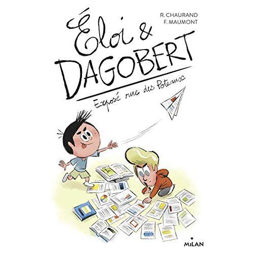 - Éloi et Dagobert, Tome 04: Exposé rue des Poteaux (Éloi et Dagobert (4)) - Preis vom 08.05.2021 04:52:27 h