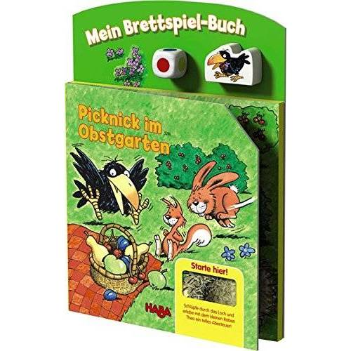 - Mein Brettspielbuch: Picknick im Obstgarten - Preis vom 20.10.2020 04:55:35 h