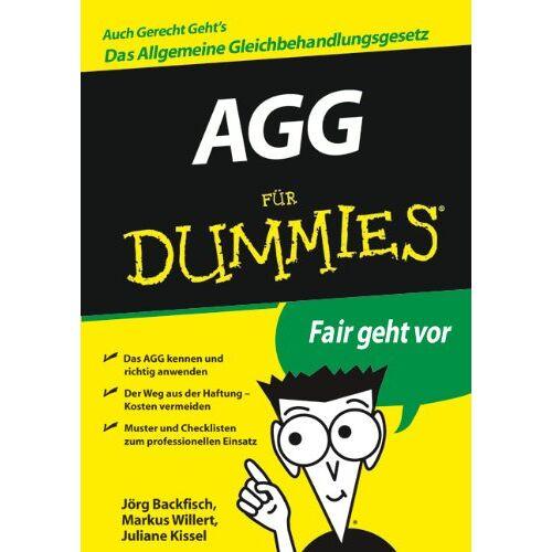 Jörg Backfisch - AGG für Dummies - Preis vom 11.04.2021 04:47:53 h