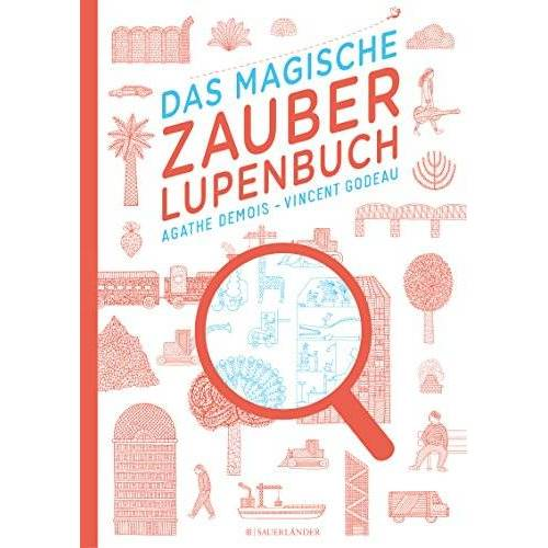 Agathe Demois - Das magische Zauberlupenbuch - Preis vom 24.02.2021 06:00:20 h