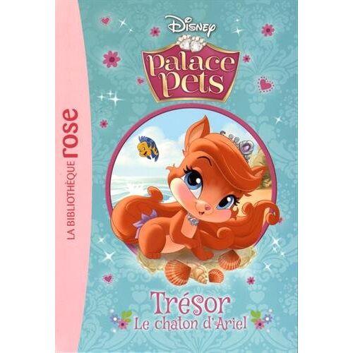 Disney - Palace Pets, Tome 3 : Trésor, le chaton d'Ariel - Preis vom 21.10.2020 04:49:09 h