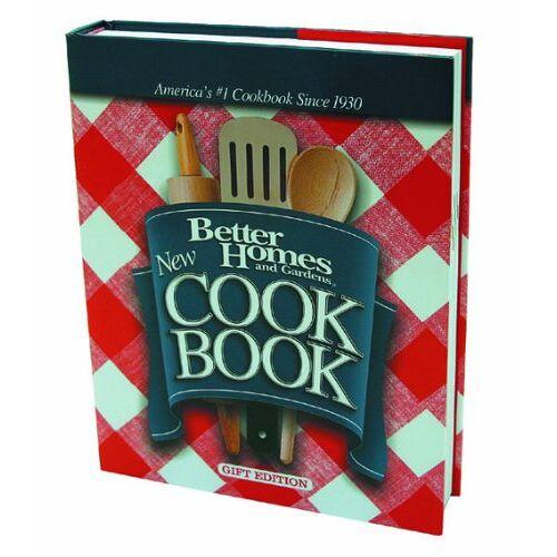Better Homes & Gardens - Better Homes & Gardens New Cookbook (Better Homes and Gardens) - Preis vom 21.10.2020 04:49:09 h