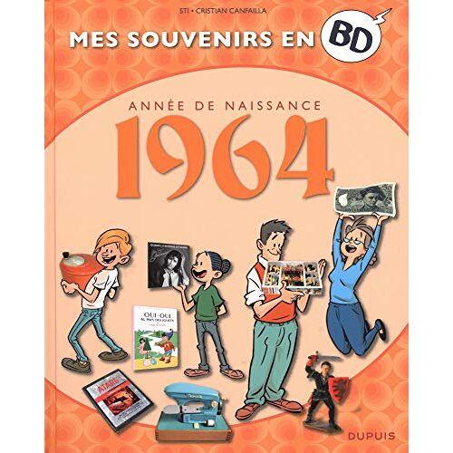 - Mes souvenirs en BD - 1964 (MES SOUVENIRS EN BD (25)) - Preis vom 20.10.2020 04:55:35 h