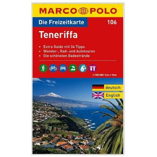 - MARCO POLO Freizeitkarte Teneriffa 1:110:000 (MARCO POLO Freizeitkarten) - Preis vom 23.02.2021 06:05:19 h