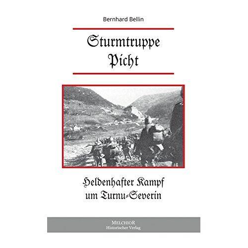 Bernhard Bellin - Sturmtruppe Picht - Preis vom 07.04.2021 04:49:18 h