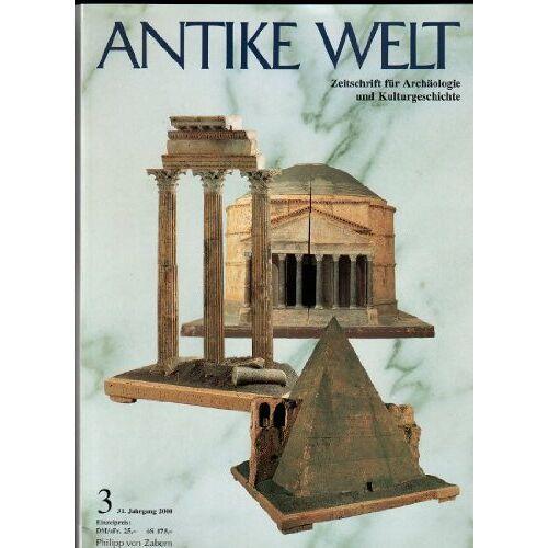 - Antike Welt - 3/2000 : - Preis vom 18.04.2021 04:52:10 h