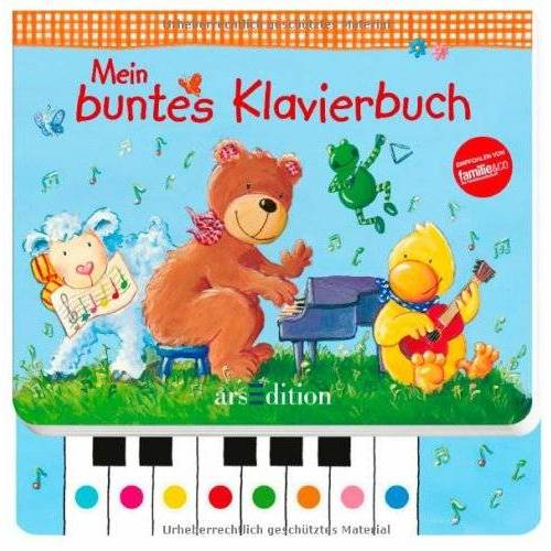 - Mein buntes Klavierbuch - Preis vom 21.10.2020 04:49:09 h