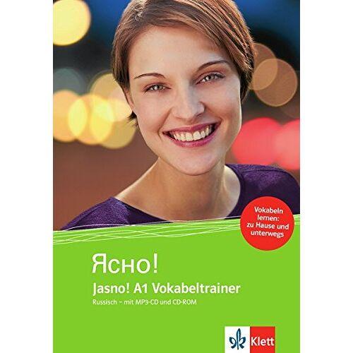 - Jasno! A1 Vokabeltrainer: Russisch für Anfänger / Russisch - mit MP3-CD und CD-ROM. Russisch - mit MP3-CD und CD-ROM - Preis vom 26.01.2021 06:11:22 h