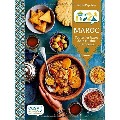 Nadia Paprikas - Easy Maroc - Preis vom 07.04.2021 04:49:18 h