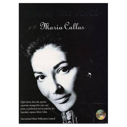 Maria Callas - You're the Voice: Voice and Piano: Piano/Vocal/Chord Symbols - Preis vom 21.10.2020 04:49:09 h