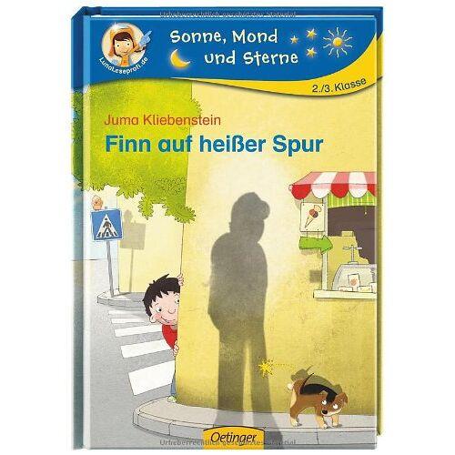 Juma Kliebenstein - Finn auf heißer Spur - Preis vom 03.03.2021 05:50:10 h