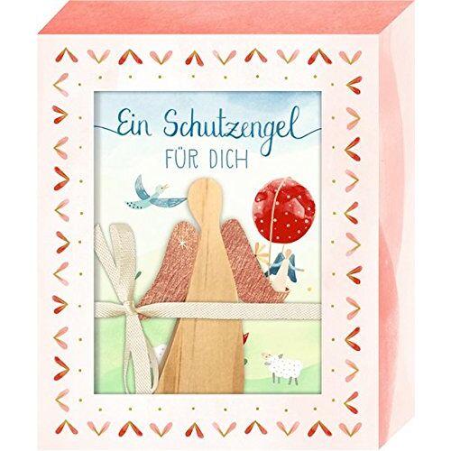 - Geschenkbox - Ein Schutzengel für dich: Kleiner Holzengel mit Buch - Preis vom 20.01.2021 06:06:08 h