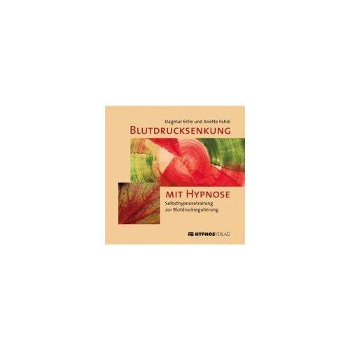 Dagmar Ertle - Blutdrucksenkung mit Hypnose, 1 Audio-CD - Preis vom 09.04.2021 04:50:04 h