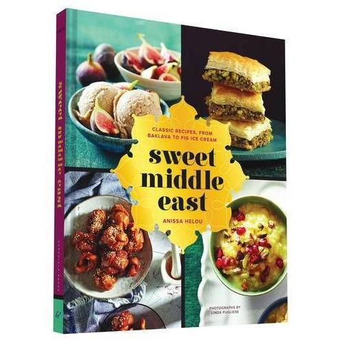 Anissa Helou - Sweet Middle East: Classic Recipes, from Baklava to Fig Ice Cream - Preis vom 18.04.2021 04:52:10 h