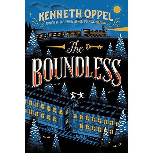 Kenneth Oppel - The Boundless - Preis vom 21.10.2020 04:49:09 h