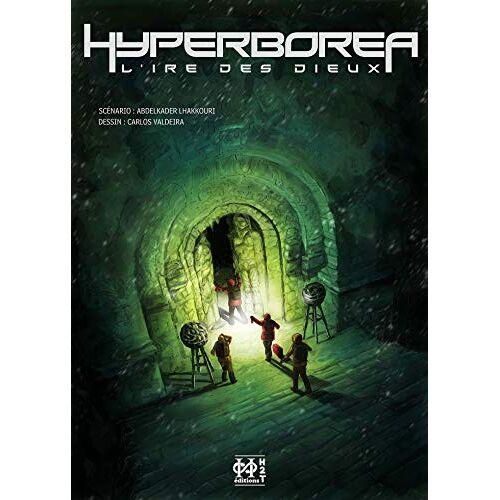 - Hyperborea : L'ire des dieux - Preis vom 21.10.2020 04:49:09 h