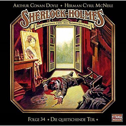 Sherlock Holmes-Folge 34 - Die quietschende Tür - Preis vom 08.04.2020 04:59:40 h